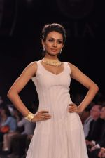 Model walk the ramp for Gia on Day 3 of IIJW 2013 on 6th Aug 2013 (69).JPG