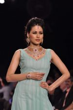 Model walk the ramp for Gia on Day 3 of IIJW 2013 on 6th Aug 2013 (83).JPG