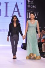 Model walk the ramp for Gia on Day 3 of IIJW 2013 on 6th Aug 2013 (85).JPG