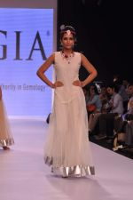 Model walk the ramp for Gia on Day 3 of IIJW 2013 on 6th Aug 2013 (92).JPG