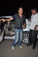 Shahrukh Khan snapped during photoshoot at Mehboob Studios in Mumbai on 6th Aug 2013 (47).JPG