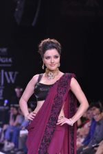 Kristina Akheeva walks the ramp for D.Navinchandra on Day 4 of IIJW 2013 on 7th Aug 2013 (45).JPG
