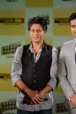 Shahrukh Khan promotes Chennai Express in association with Western Union in Mumbai on 7th Aug 2013 (102).JPG