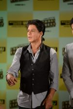 Shahrukh Khan promotes Chennai Express in association with Western Union in Mumbai on 7th Aug 2013 (103).JPG