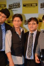 Shahrukh Khan promotes Chennai Express in association with Western Union in Mumbai on 7th Aug 2013 (98).JPG