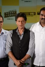 Shahrukh Khan promotes Chennai Express in association with Western Union in Mumbai on 7th Aug 2013 (99).JPG