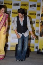 Shahrukh Khan, Rashmi Nigam promotes Chennai Express in association with Western Union in Mumbai on 7th Aug 2013 (91).JPG