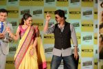 Shahrukh Khan, Rashmi Nigam promotes Chennai Express in association with Western Union in Mumbai on 7th Aug 2013 (96).JPG