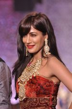 Chitrangada Singh walk the ramp at the Grand Finale of IIJW 2013 on 8th Aug 2013 (67).JPG