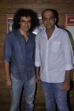 Ashutosh Gowariker, Imtiaz Ali at Tamil film Maryan_s screening in Fun, Mumbai on 10th Aug 2013 (25).JPG
