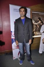 Kushal Punjabi at Tamil film Maryan_s screening in Fun, Mumbai on 10th Aug 2013 (26).JPG