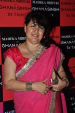 Raell Padamsee at Maheka Mirpuri Show for Ghanasingh Be True in Mumbai on 12th Aug 2013 (64).JPG