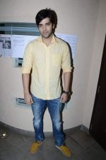 Kinshuk Mahajan at ITA School of performing arts press meet in Goregaon, Mumbai on 13th Aug 2013 (2).JPG