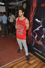 Prateik Babbar at Gold Gym_s Mixed Martial arts event in Bandra, Mumbai on 13th Aug 2013 (1).JPG