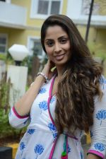 Sangeeta Ghosh at Kehta Hai Dil Jee Le Zara on location in Filmcity, Mumbai on 13th Aug 2013 (51).JPG