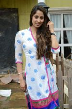 Sangeeta Ghosh at Kehta Hai Dil Jee Le Zara on location in Filmcity, Mumbai on 13th Aug 2013 (58).JPG