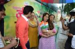 Sangeeta Ghosh, Ruslaan Mumtaz, Sulabha Deshpande at Kehta Hai Dil Jee Le Zara on location in Filmcity, Mumbai on 13th Aug 2013 (51).JPG