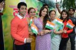 Sangeeta Ghosh, Ruslaan Mumtaz, Sulabha Deshpande at Kehta Hai Dil Jee Le Zara on location in Filmcity, Mumbai on 13th Aug 2013 (52).JPG