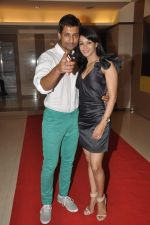 Barkha Bisht, Indraneil Sengupta at Aanchal Kumar_s wedding bash in Mumbai on 14th Aug 2013 (67).JPG