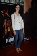 Elena Kazan at John day first look in Mumbai on 14th Aug 2013 (34).JPG