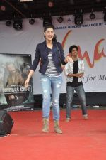 Nargis Fakhri at NM College_s Umang Fest in Vile Parle, Mumbai on 16th Aug 2013 (48).JPG