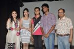 Amrita Rao, Archana Kocchar at NM College Umang fest in Mumbai on 17th Aug 2013 (11).JPG