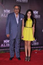 Boney Kapoor, Khushi Kapoor at Sridevi_s success party in Mumbai on 17th Aug 2013 (57).JPG