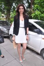 Karishma Tanna at Grand Masti promotions in Malhar, Mumbai on 17th Aug 2013 (106).JPG