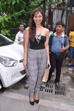 Manjari Phadnis at Grand Masti promotions in Malhar, Mumbai on 17th Aug 2013 (103).JPG