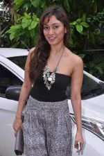 Manjari Phadnis at Grand Masti promotions in Malhar, Mumbai on 17th Aug 2013 (113).JPG
