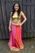 Priyal Gor at Big Magic Janmasthami episode shoot in Mumbai on 17th Aug 2013 (32).JPG