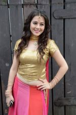 Priyal Gor at Big Magic Janmasthami episode shoot in Mumbai on 17th Aug 2013 (33).JPG