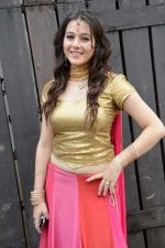 Priyal Gor at Big Magic Janmasthami episode shoot in Mumbai on 17th Aug 2013 (35).JPG