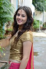 Priyal Gor at Big Magic Janmasthami episode shoot in Mumbai on 17th Aug 2013 (38).JPG
