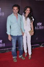 Sohail Khan at Sridevi_s success party in Mumbai on 17th Aug 2013 (265).JPG