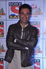 Abbas Khan at Sab Ke Anokhe Awards red carpet in NCPA, Mumbai on 19th Aug 2013 (120).JPG