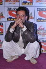 Abbas Khan at Sab Ke Anokhe Awards red carpet in NCPA, Mumbai on 19th Aug 2013 (121).JPG