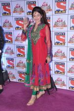 Neha Mehta at Sab Ke Anokhe Awards red carpet in NCPA, Mumbai on 19th Aug 2013 (38).JPG