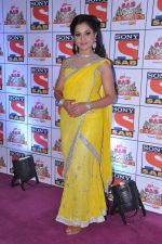 Shubhangi Atre Poorey at Sab Ke Anokhe Awards red carpet in NCPA, Mumbai on 19th Aug 2013 (101).JPG