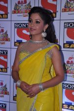 Shubhangi Atre Poorey at Sab Ke Anokhe Awards red carpet in NCPA, Mumbai on 19th Aug 2013 (102).JPG