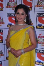 Shubhangi Atre Poorey at Sab Ke Anokhe Awards red carpet in NCPA, Mumbai on 19th Aug 2013 (103).JPG