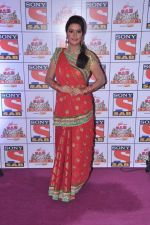 Sucheta Khanna at Sab Ke Anokhe Awards red carpet in NCPA, Mumbai on 19th Aug 2013 (8).JPG