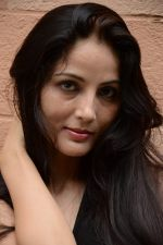 Suman negi at the Recording song of movie My Name is Suman negi in Empire Studio on 19th Aug 2013 (7).JPG