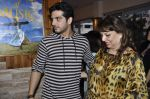 Zayed Khan, Zarine Khan at Wisdom play premiere in St Andrews, Mumbai on 19th Aug 2013 (3).JPG