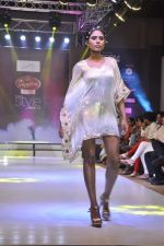 Model walk the ramp for Mumtaz Khan at the Signature Premier Pune Style Week 2013 on 19th Aug 2013 (22).JPG