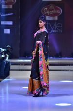 Model walk the ramp for Nitya Singh at the Signature Premier Pune Style Week 2013 on 19th Aug 2013 (13).JPG