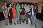 Aparna Bajpai, Nandini Vaid, Radhika Menon, Vikram Bhatt, Hasan Zaidi, Ravish Desai,Karan at the launch of Horror story film in Tulip Star, Mumbai on 21st Aug 2 (24).JPG