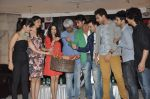 Aparna Bajpai, Nandini Vaid, Radhika Menon, Vikram Bhatt, Hasan Zaidi, Ravish Desai,Karan at the launch of Horror story film in Tulip Star, Mumbai on 21st Aug 2.JPG