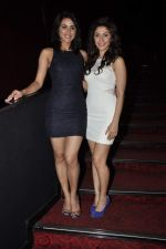 Madhurima Tuli, Manjari Phadnis at Anubhav Sinha_s 3D film Warning in Mumbai on 21st Aug 2013 (191).JPG