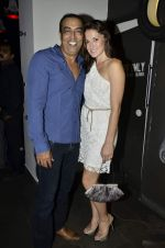 Vindu Dara Singh, Dina umarova at All star super jam in Mumbai on 21st Aug 2013 (4).JPG